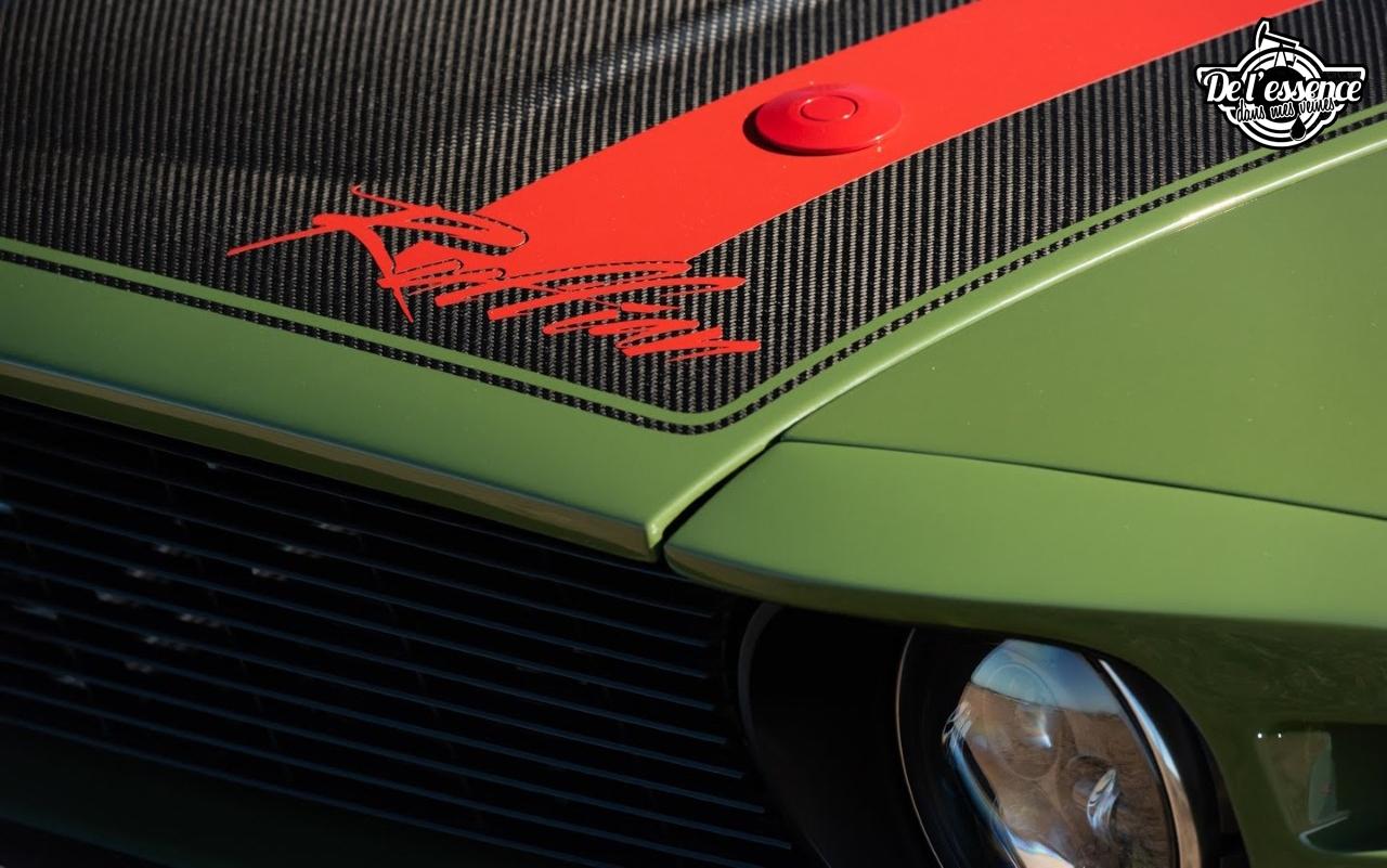 '70 Mustang by Ruffian - Hulk'stang est vénère ! 26
