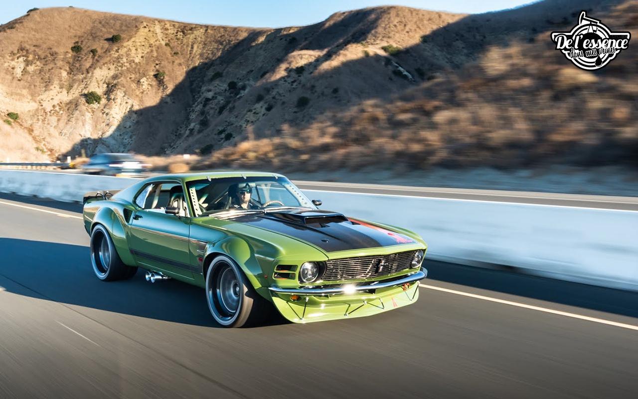 '70 Mustang by Ruffian - Hulk'stang est vénère ! 32