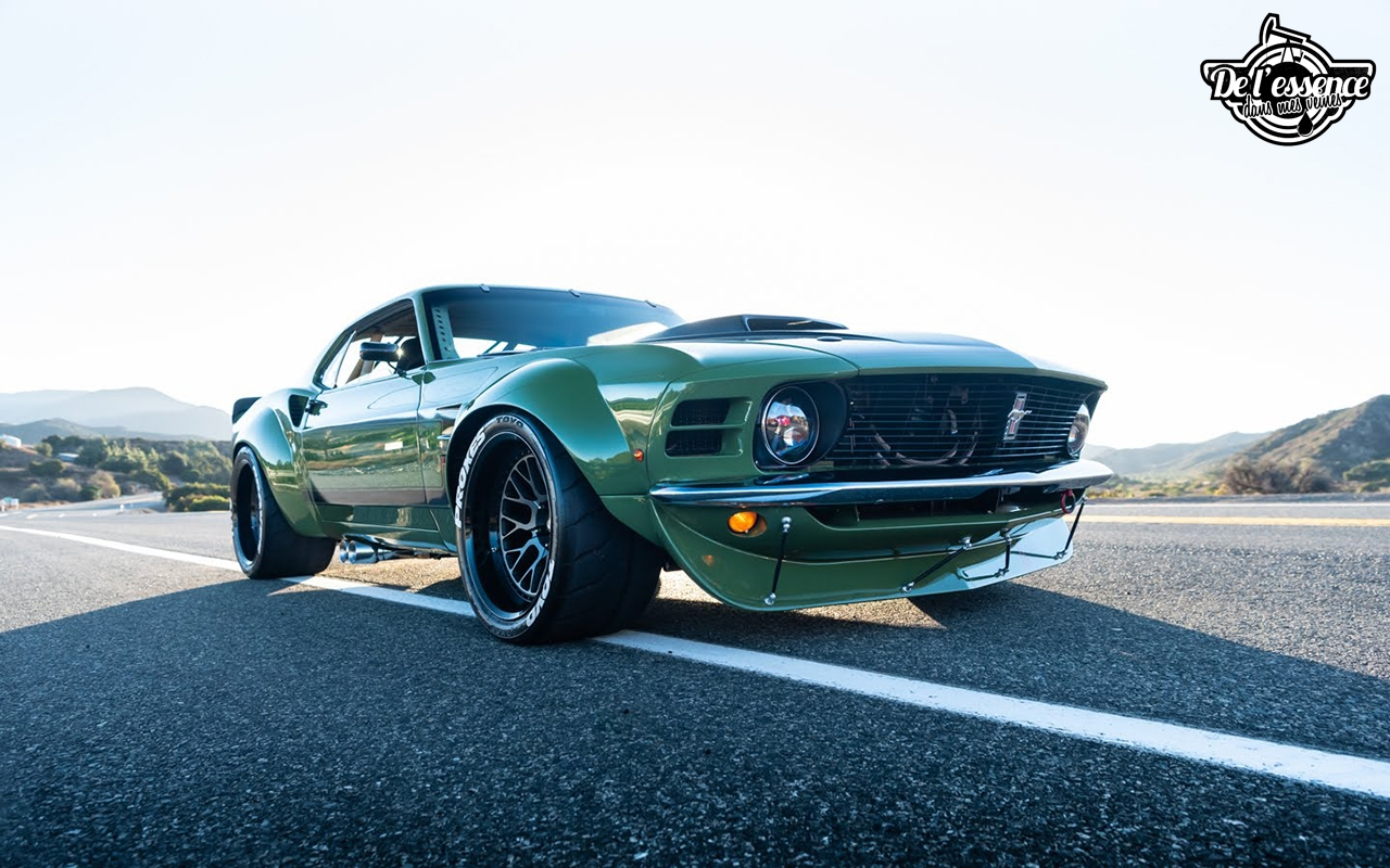 '70 Mustang by Ruffian - Hulk'stang est vénère ! 29