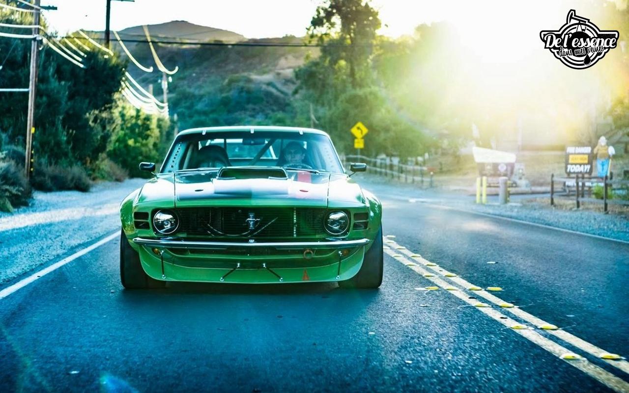 '70 Mustang by Ruffian - Hulk'stang est vénère ! 33