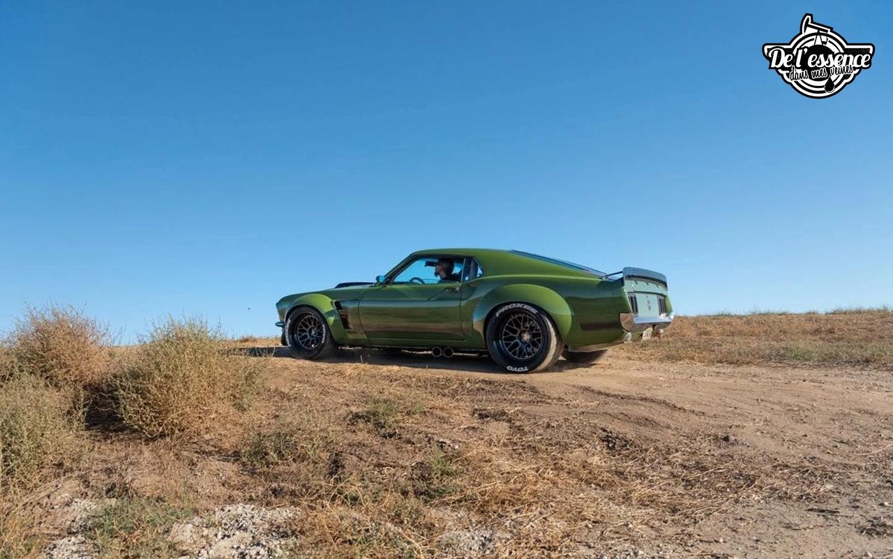 '70 Mustang by Ruffian - Hulk'stang est vénère ! 30