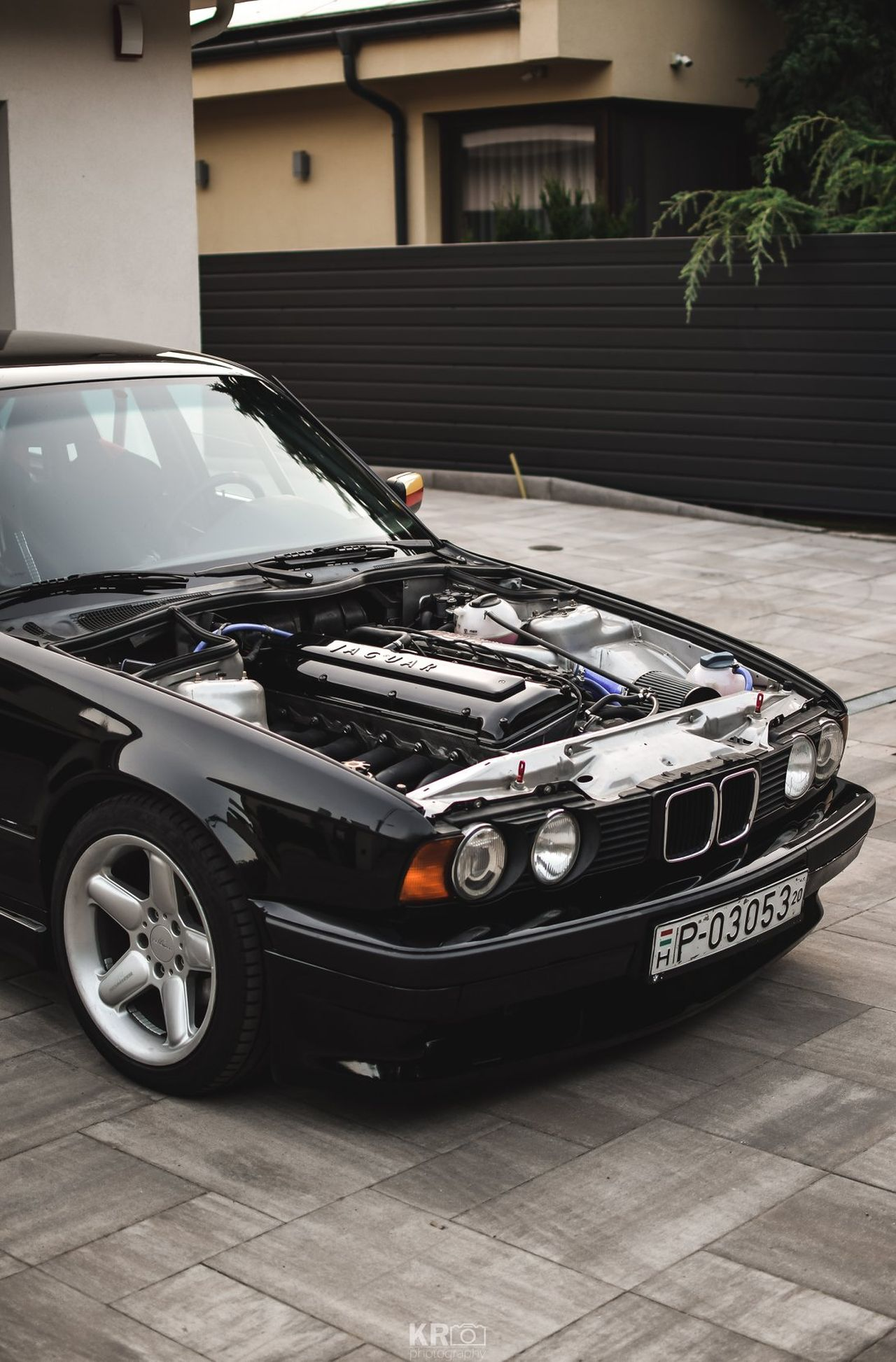 '94 BMW 540i E34 - En 6 en ligne compressé so British ! 35