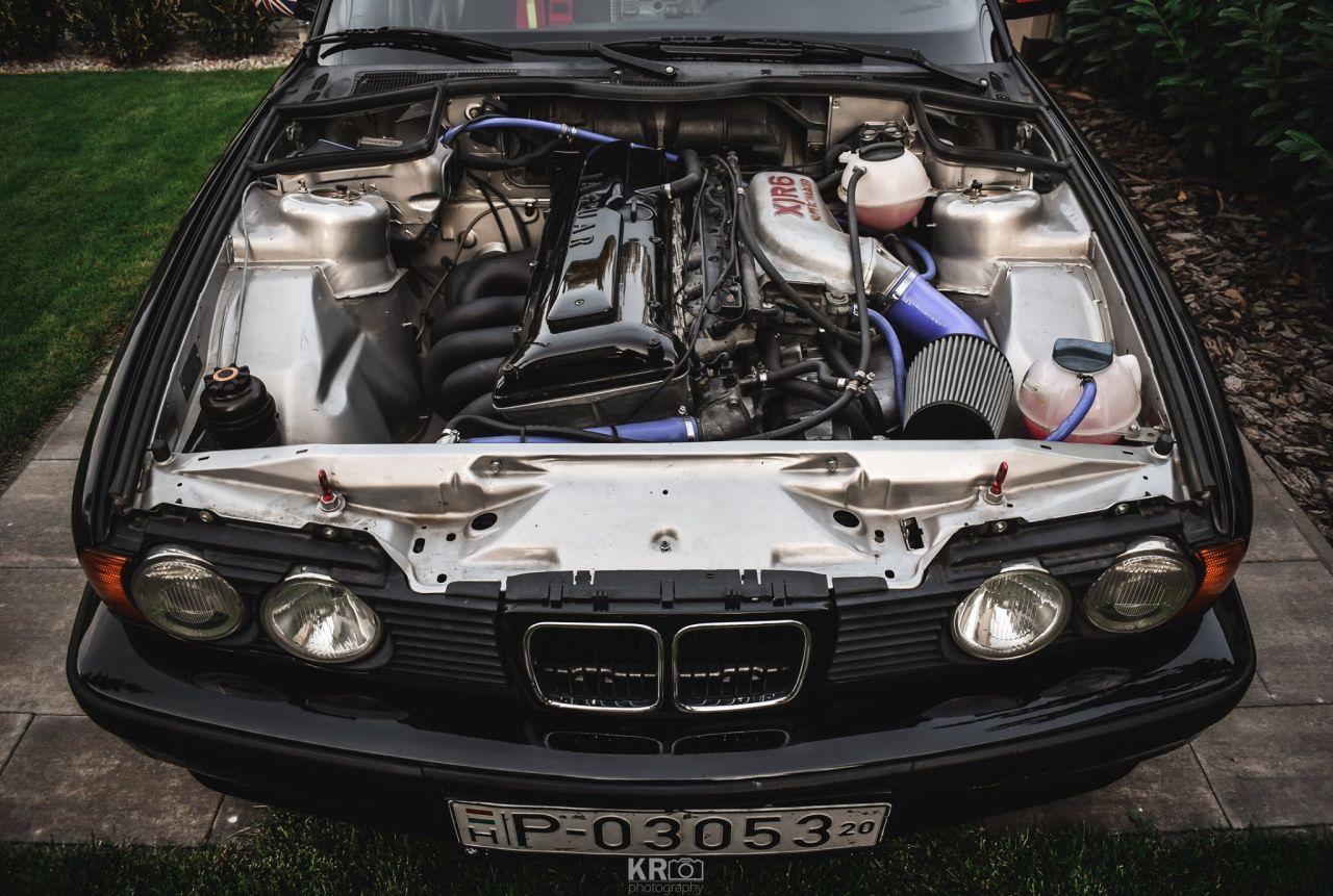 '94 BMW 540i E34 - En 6 en ligne compressé so British ! 26