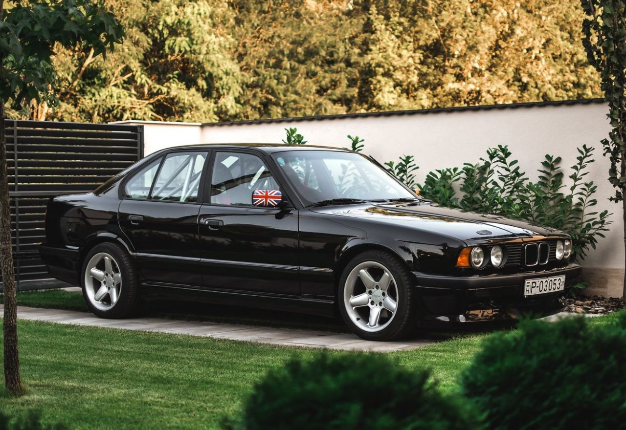'94 BMW 540i E34 - En 6 en ligne compressé so British ! 31