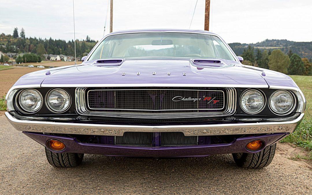 Dodge Challenger 1970 – Purple Haze