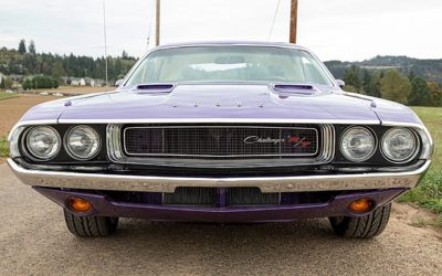Dodge Challenger 1970 – Purple Haze
