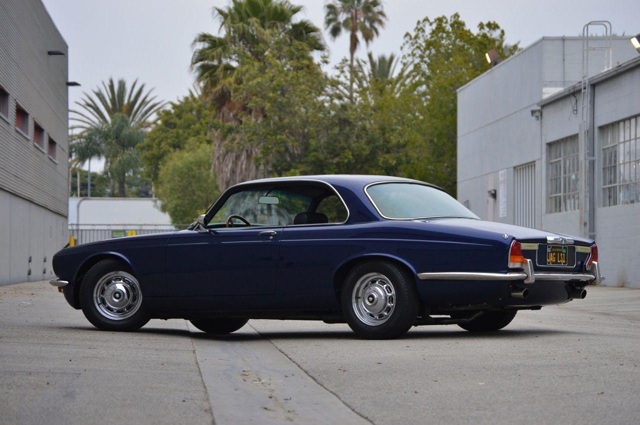 Jaguar XJC de 1975 en V8 LS1 - Beurre de cacahuètes et crème anglaise ! 37