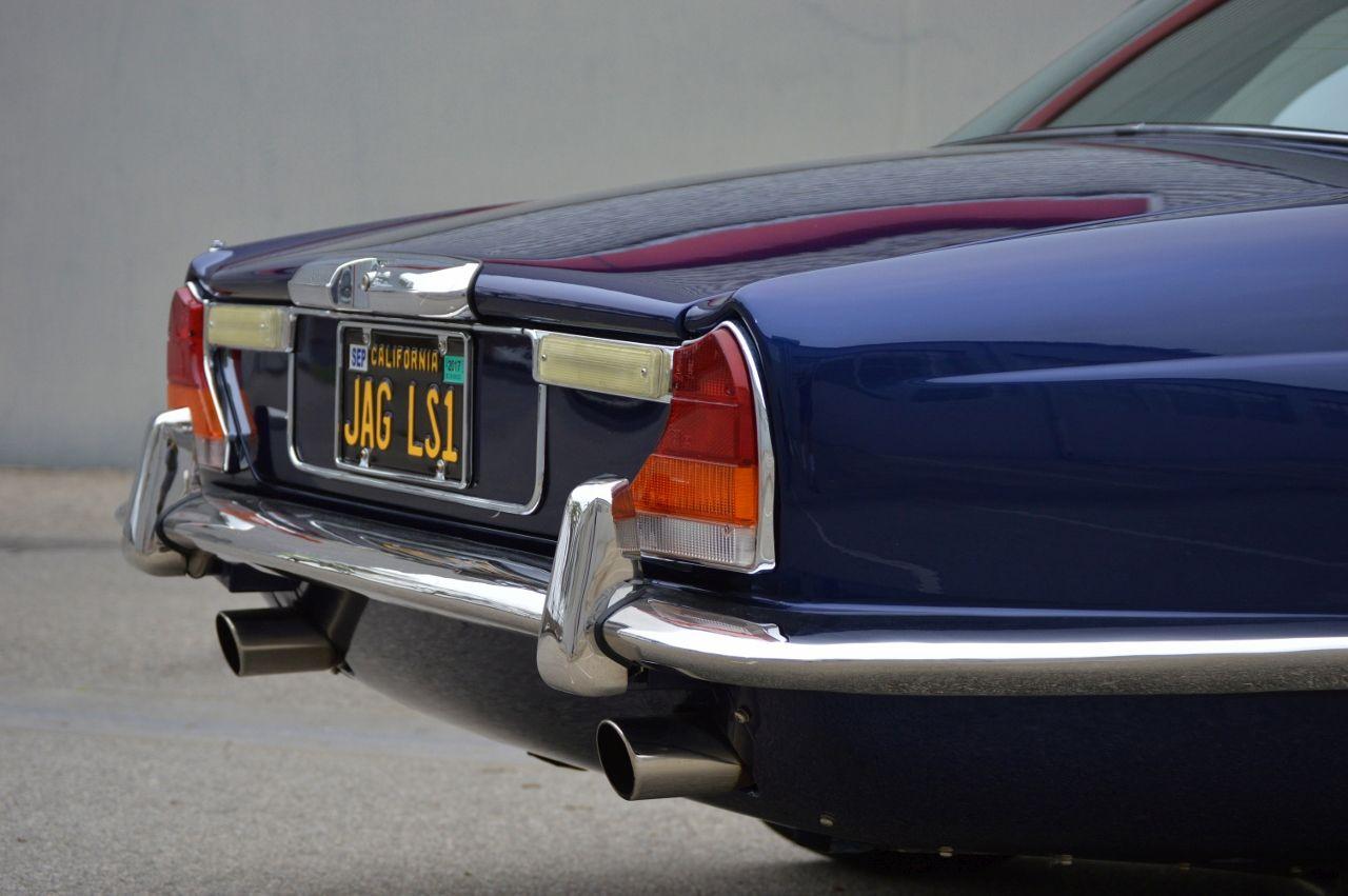 Jaguar XJC de 1975 en V8 LS1 - Beurre de cacahuètes et crème anglaise ! 32