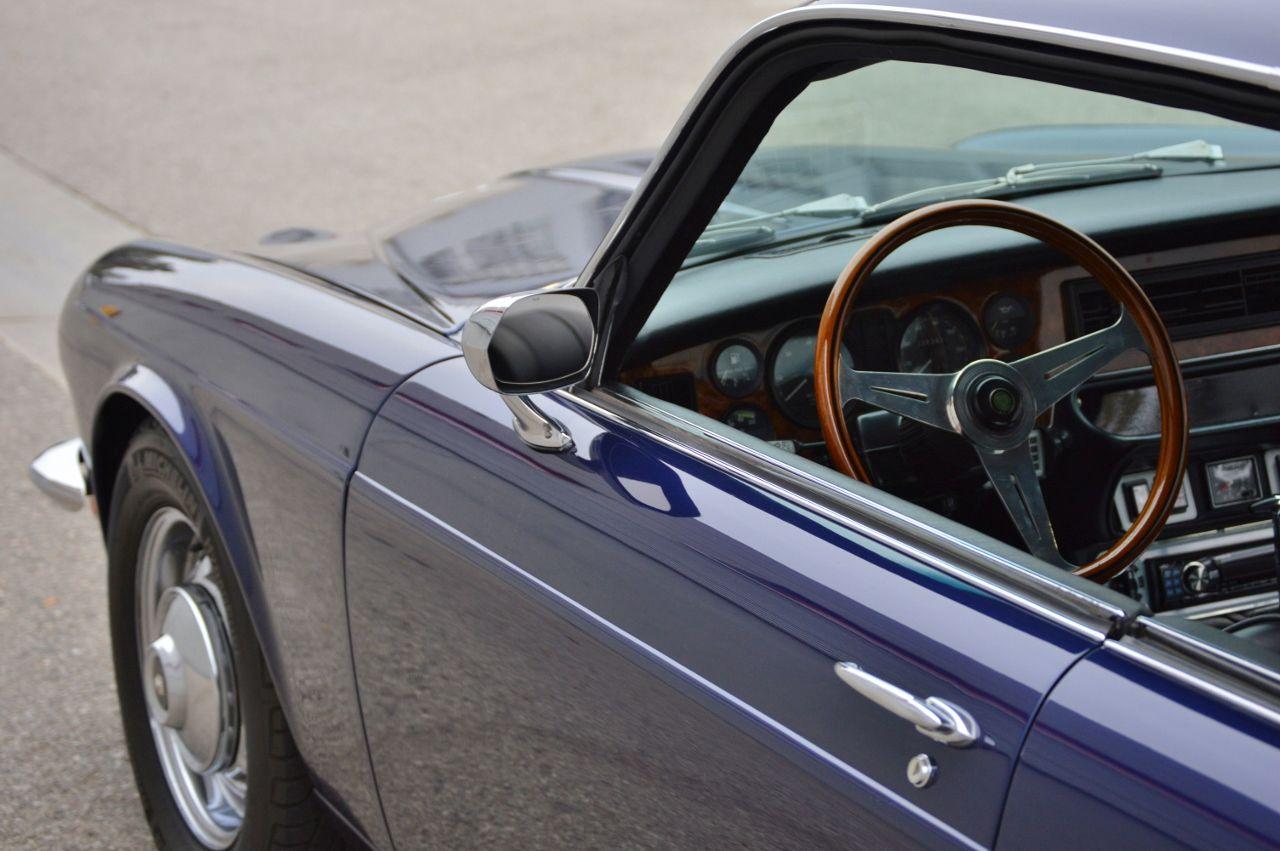Jaguar XJC de 1975 en V8 LS1 - Beurre de cacahuètes et crème anglaise ! 43