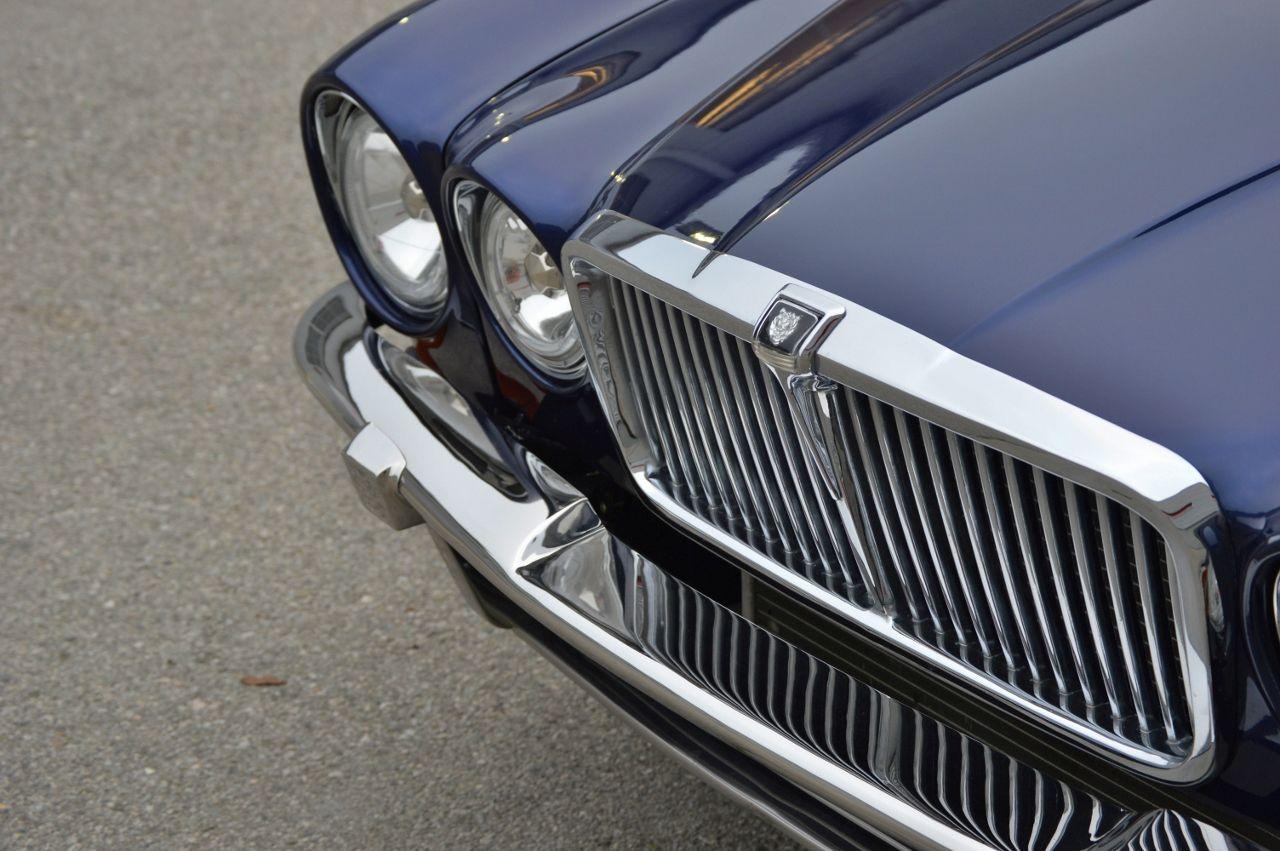 Jaguar XJC de 1975 en V8 LS1 - Beurre de cacahuètes et crème anglaise ! 39