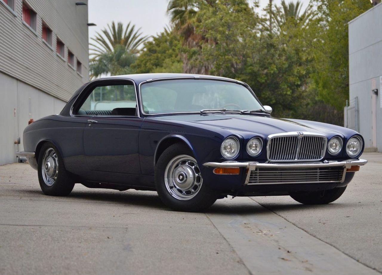 Jaguar XJC de 1975 en V8 LS1 - Beurre de cacahuètes et crème anglaise ! 36
