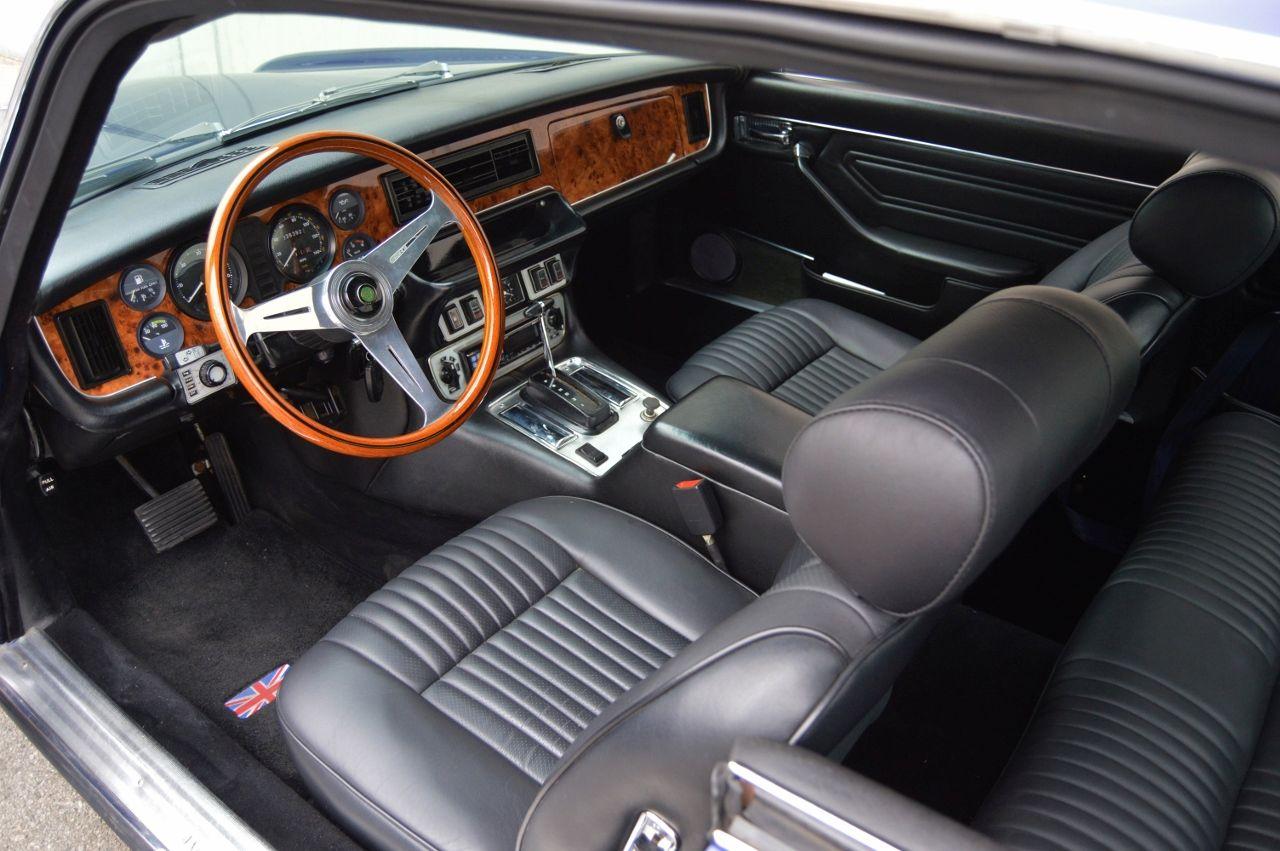 Jaguar XJC de 1975 en V8 LS1 - Beurre de cacahuètes et crème anglaise ! 34