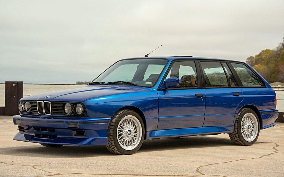 BMW 325i Touring – Daron sous stéroïdes