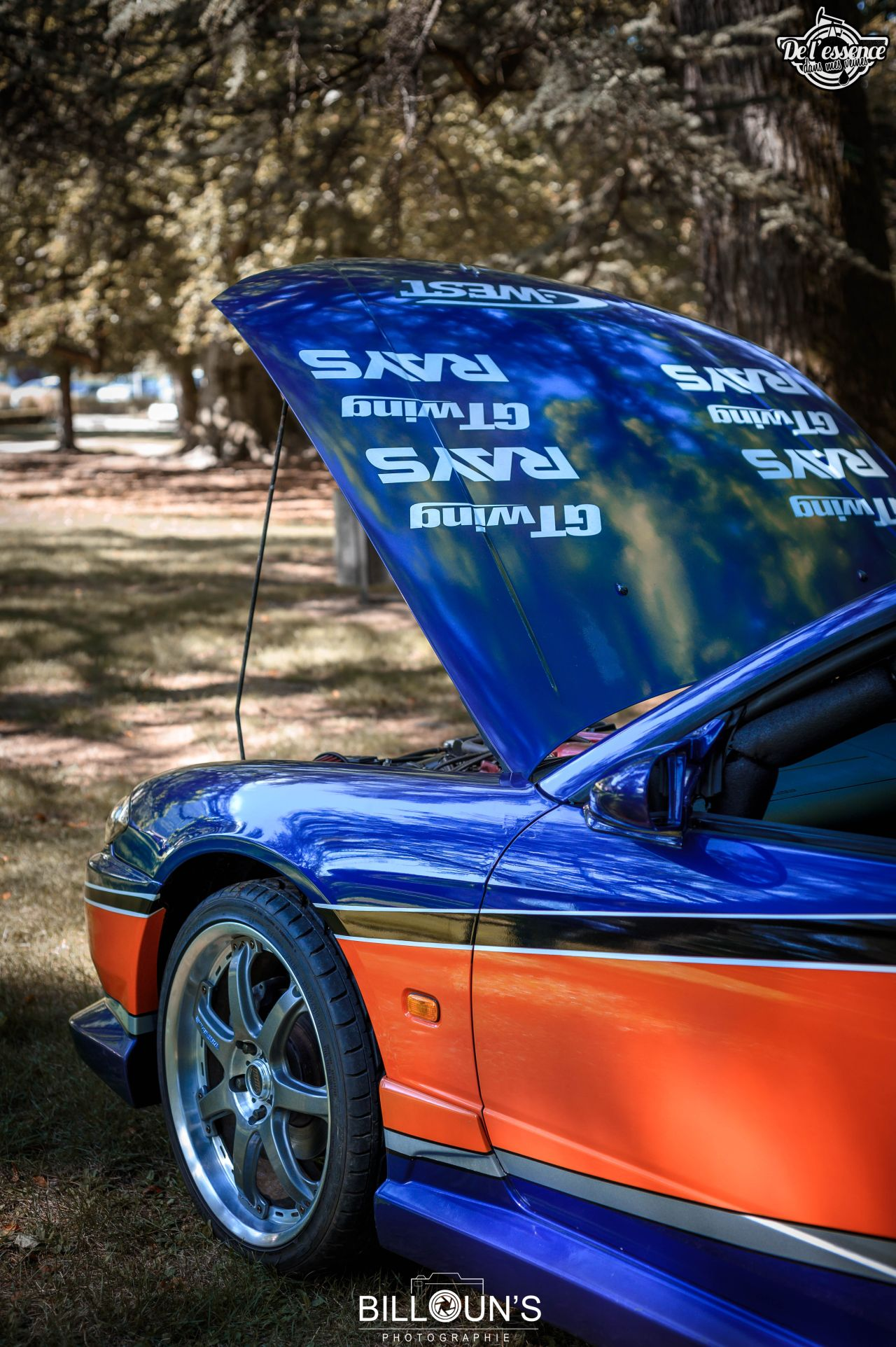 """La Nissan Silvia S15 Autech de Mickaël- """"Alors n'abîme pas sa Mona"""" (parce que c'est la vraie) ! 33"""