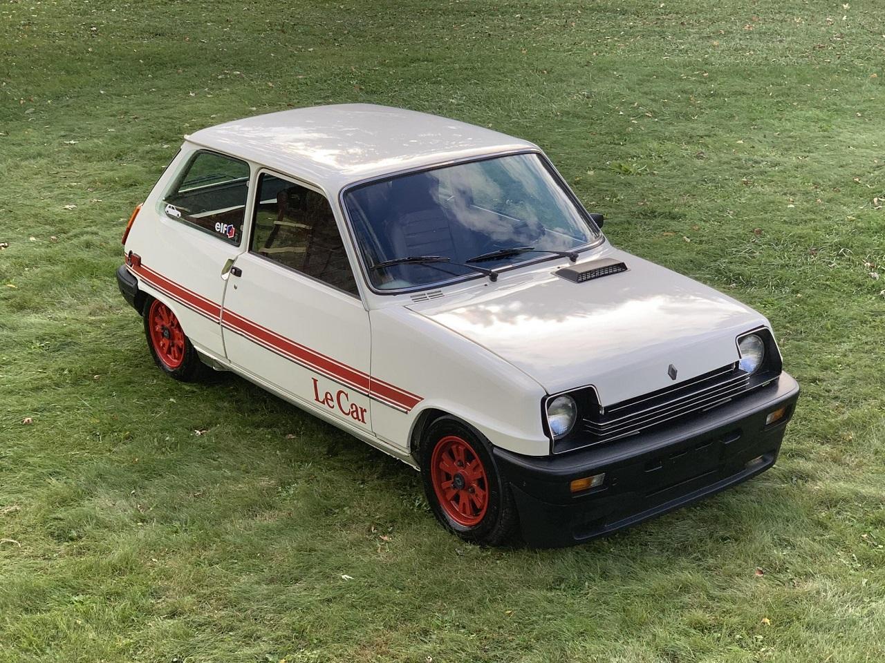 '79 Renault 5 Le Car - A la conquête de l'Amérique ! 2