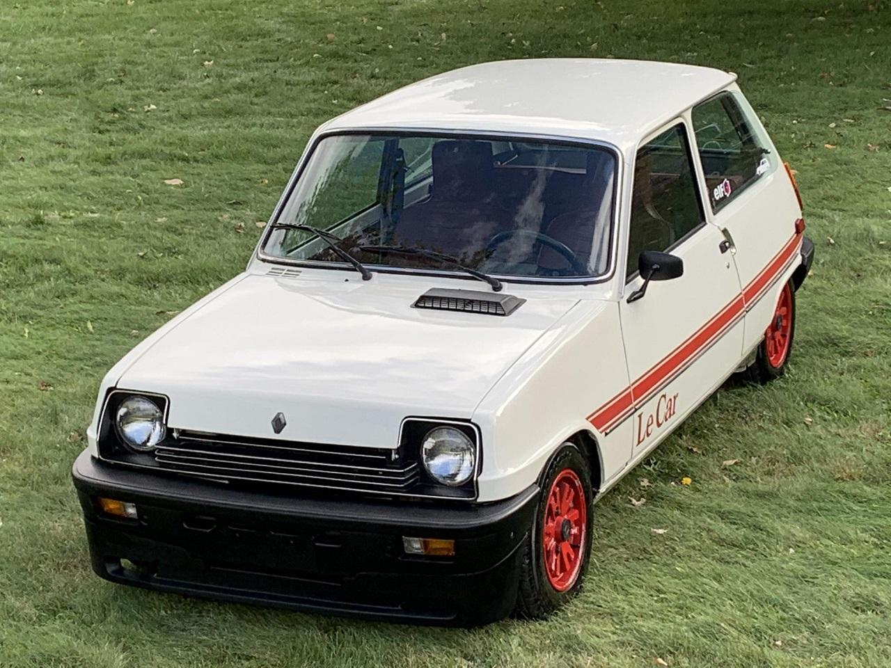 '79 Renault 5 Le Car - A la conquête de l'Amérique ! 5