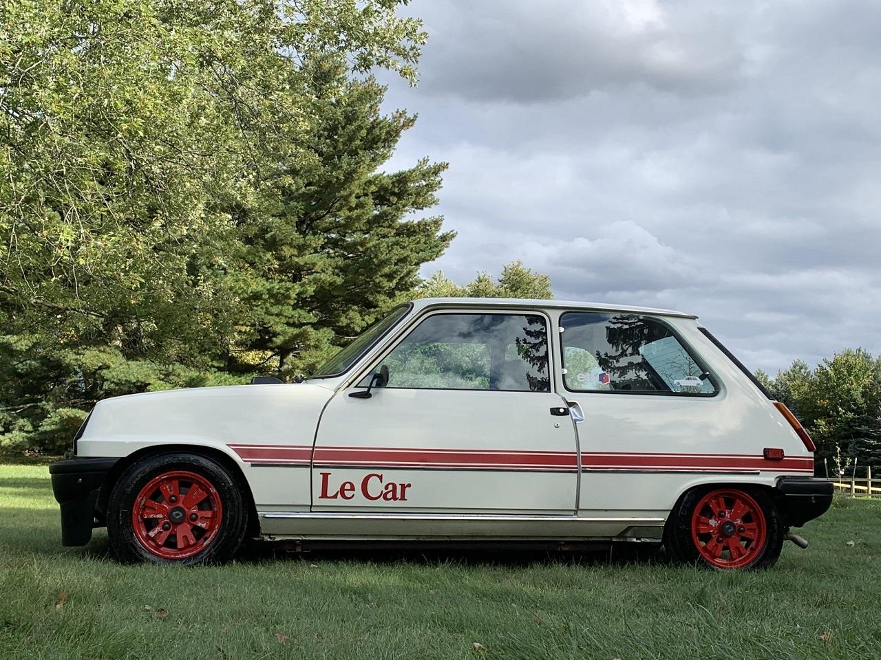 '79 Renault 5 Le Car - A la conquête de l'Amérique ! 7
