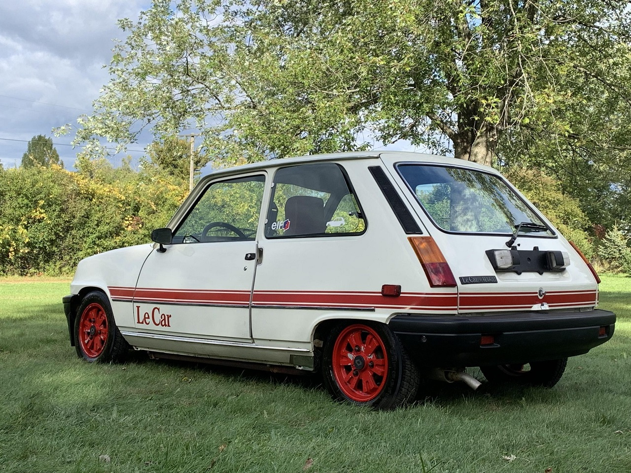 '79 Renault 5 Le Car - A la conquête de l'Amérique ! 8