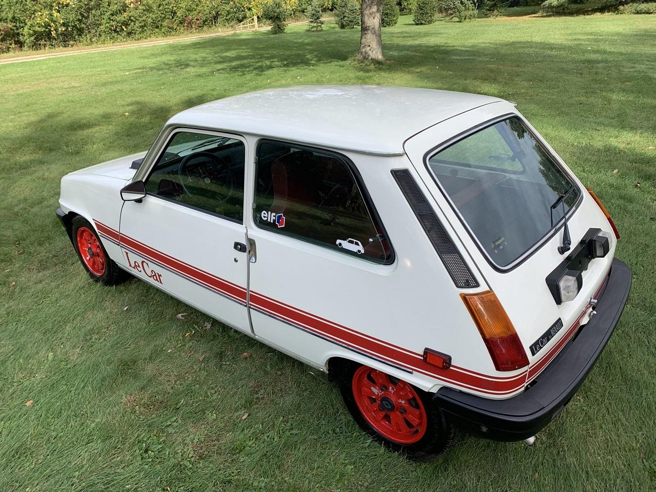 '79 Renault 5 Le Car - A la conquête de l'Amérique ! 9