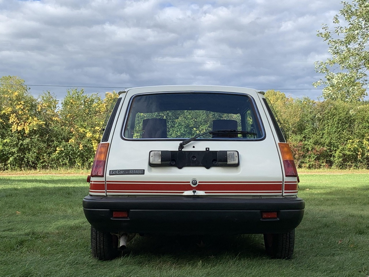'79 Renault 5 Le Car - A la conquête de l'Amérique ! 10