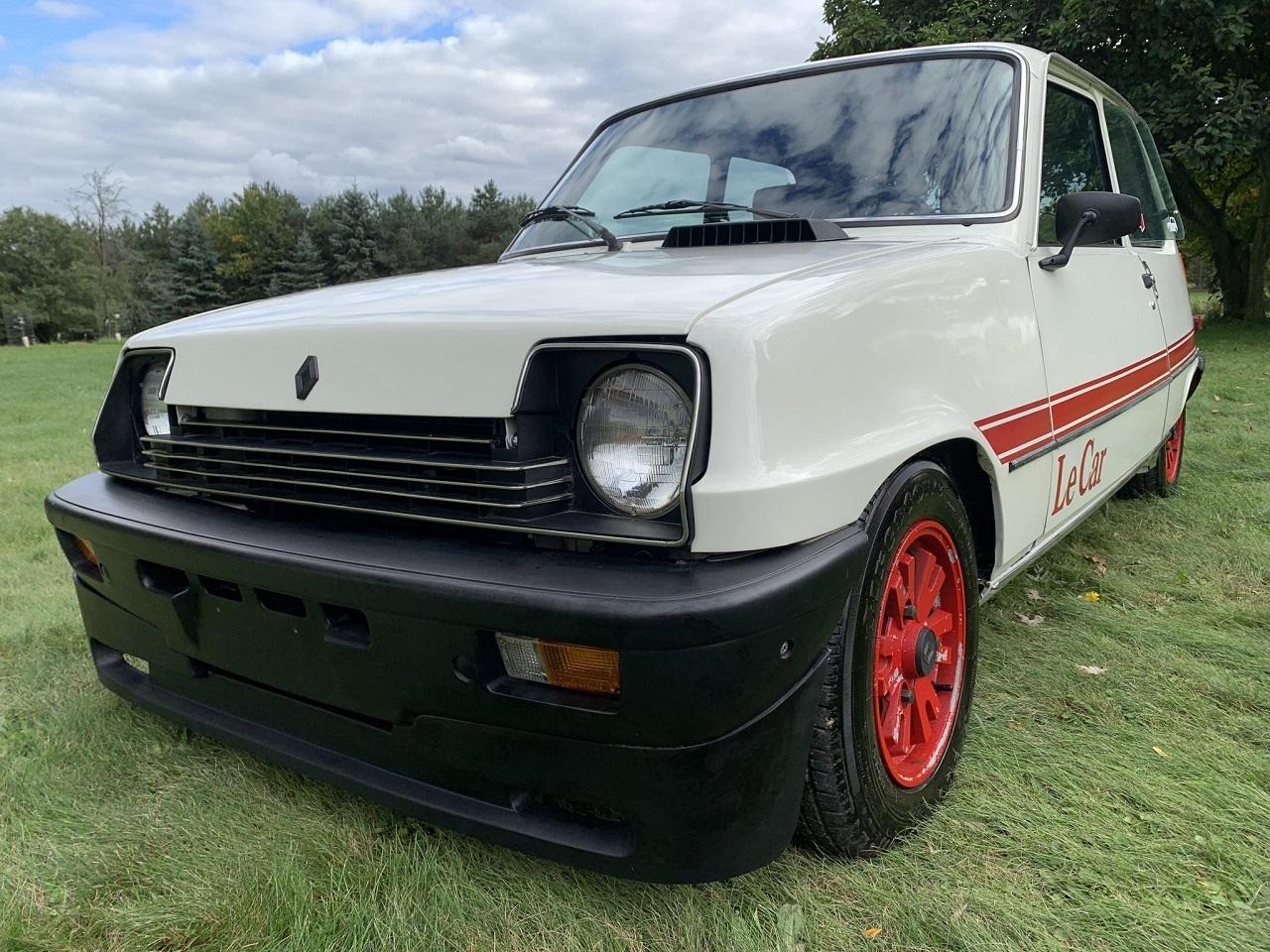 '79 Renault 5 Le Car - A la conquête de l'Amérique ! 12