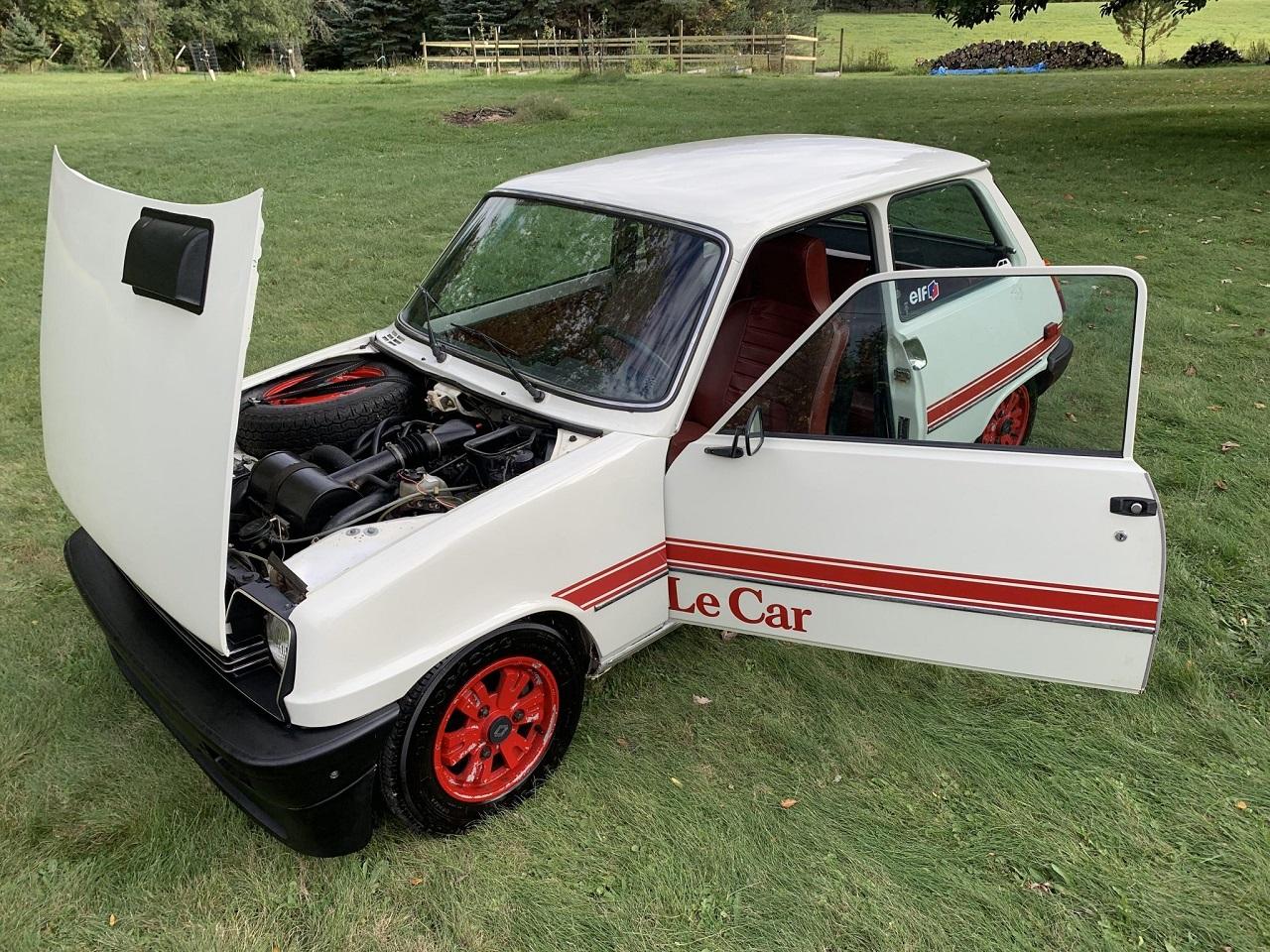 '79 Renault 5 Le Car - A la conquête de l'Amérique ! 1
