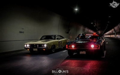 Duo de Dodge Charger – General Lee VS Hell Drifteuse !
