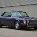 Jaguar XJC de 1975 en V8 LS1 - Beurre de cacahuètes et crème anglaise !