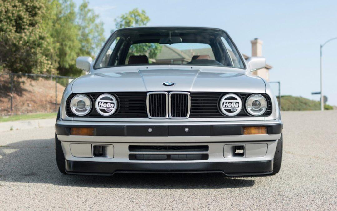 BMW E30 Swap LS6 – Cœur de Corvette !