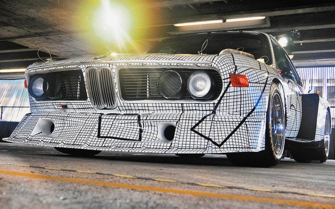 BMW 3.2 CSL TURBO GROUPE 5 – 6 en ligne sauce escargots !