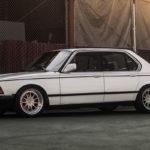 BMW 745i - Première classe Vintage !