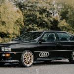 '89 Audi Ur Quattro avec 857 ch pour arracher le bitume !