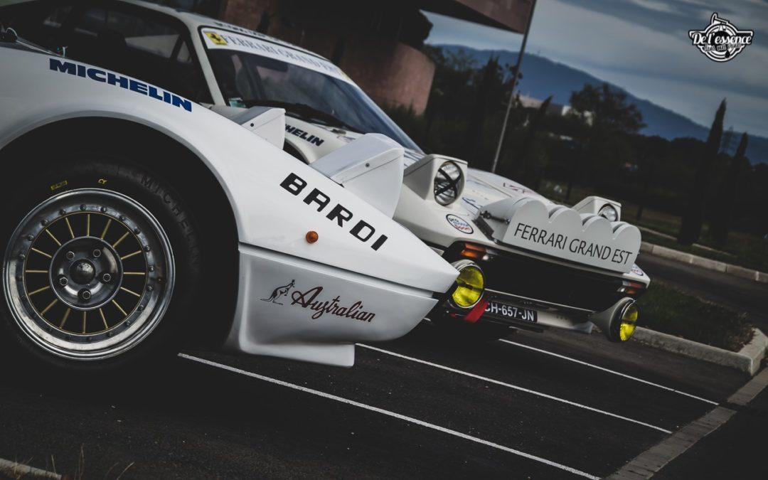 Ferrari 308 GTB Gr.B – 'Tention, vous allez voir double !