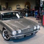 Jaguar XJC 430 Retropower... Ca sent le V8 et le restomod !
