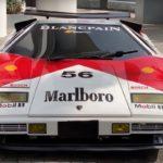 Lamborghini Countach replica... ou une Hyundai avec un V8 Lexus !