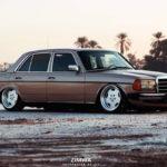 Mercedes W123 - Air AMG...