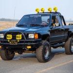 Toyota SR5 Xtra Cab... Y'a pas que la De Lorean !