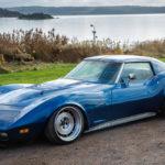 Corvette Stingray 1973 - Je suis une légende
