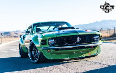 '70 Mustang by Ruffian – Hulk'stang est vénère !