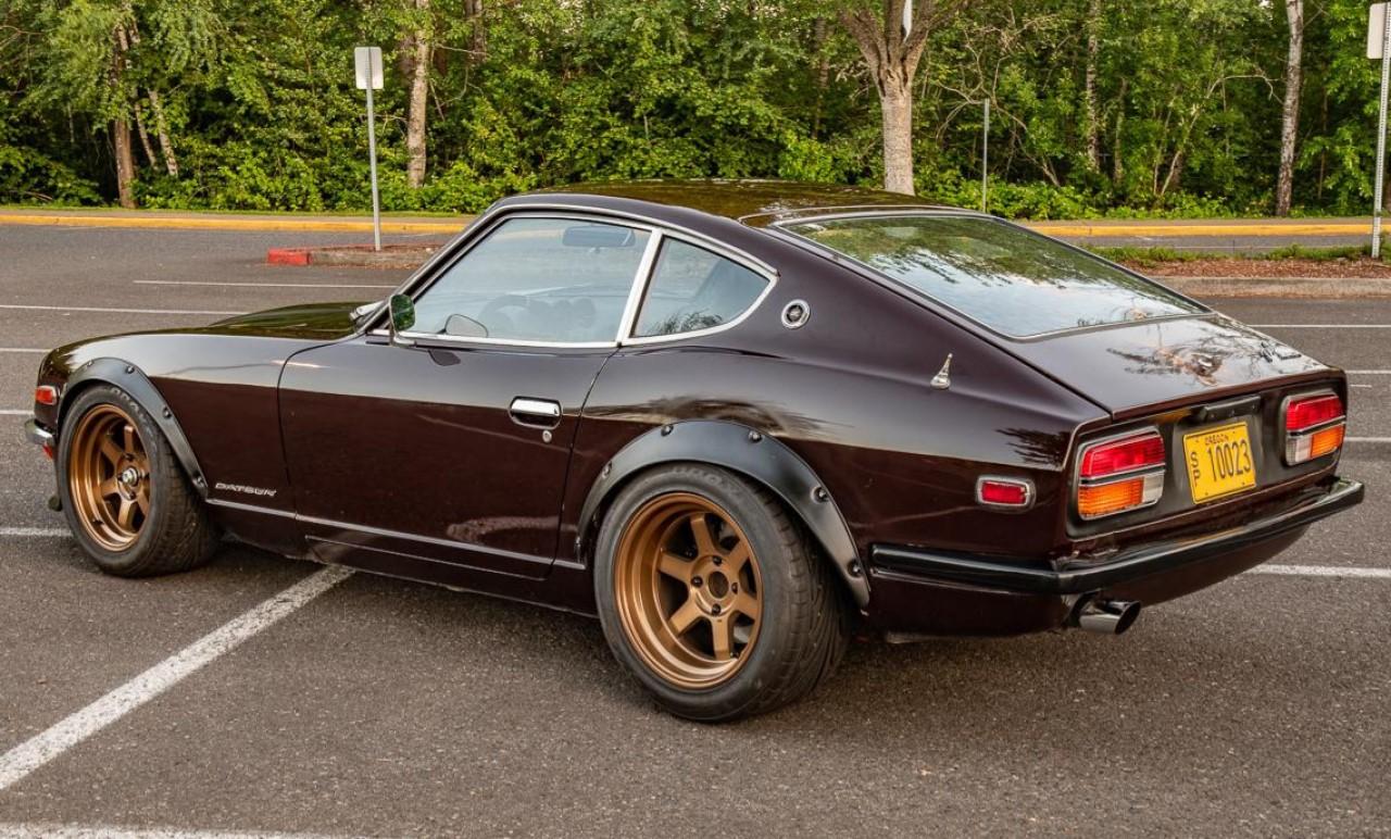 '73 Datsun 240Z 1973 - Le coupé jap' immortel ! 1