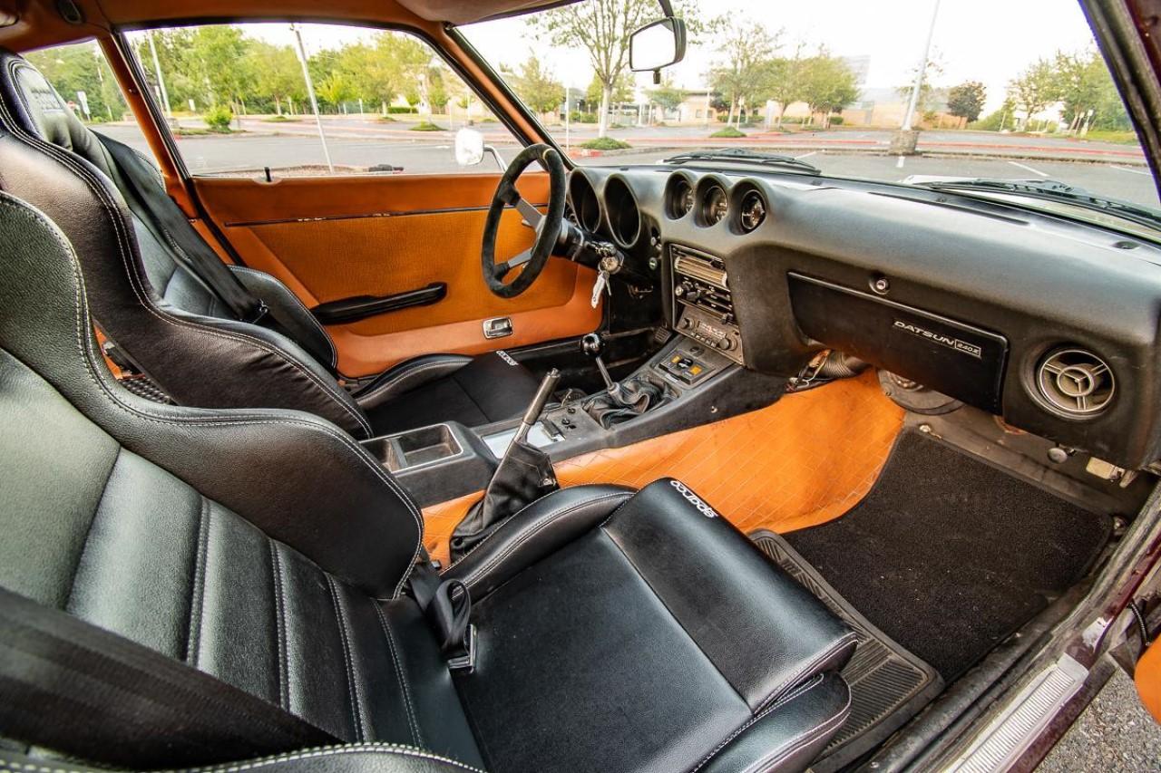 '73 Datsun 240Z 1973 - Le coupé jap' immortel ! 8