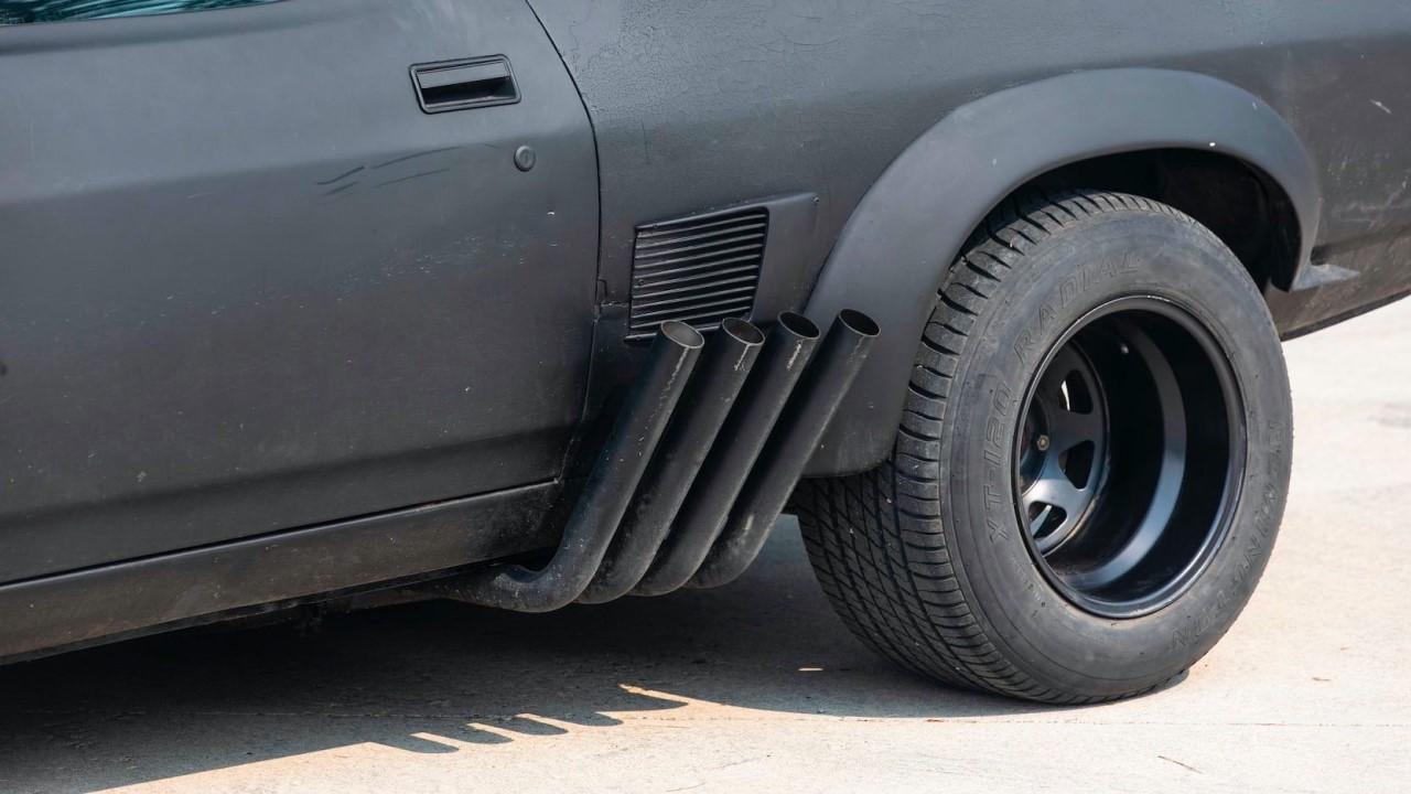 #Car Mytho : L'interceptor de Mad Max... Du cuir et du petrol ! 3