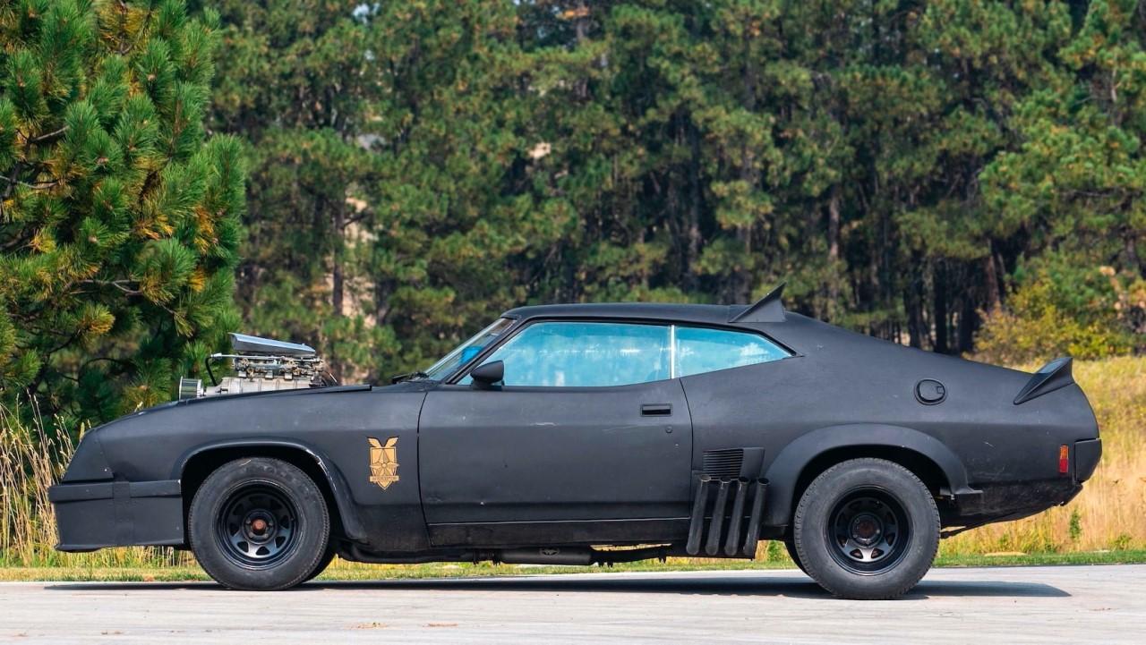 #Car Mytho : L'interceptor de Mad Max... Du cuir et du petrol ! 2