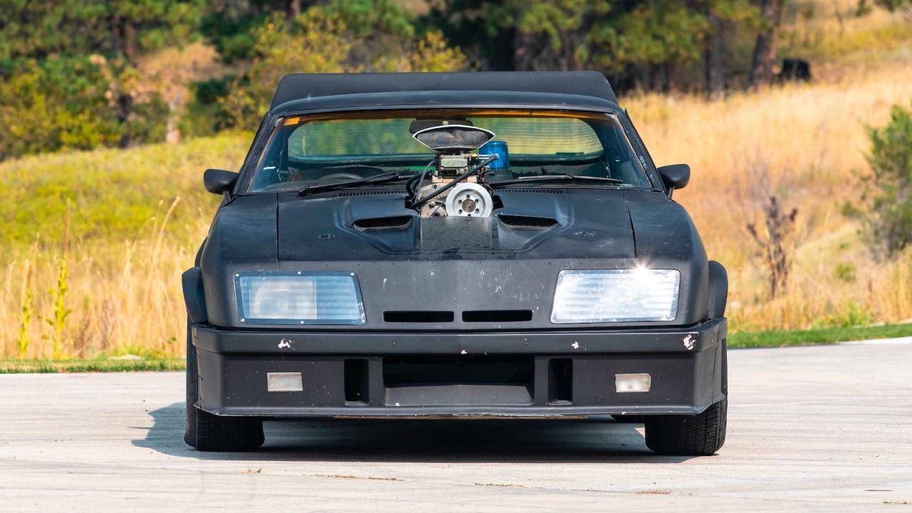 #Car Mytho : L'interceptor de Mad Max... Du cuir et du petrol ! 4