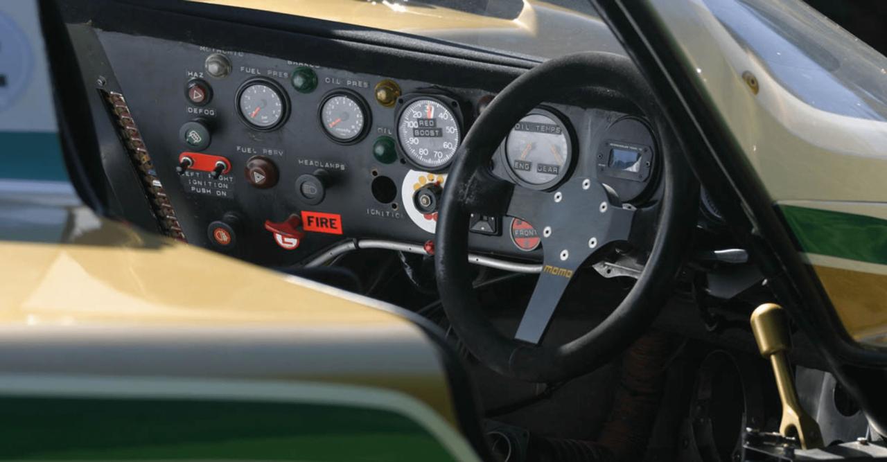 Porsche 962 108C - La bête dorée de Palm Beach 7