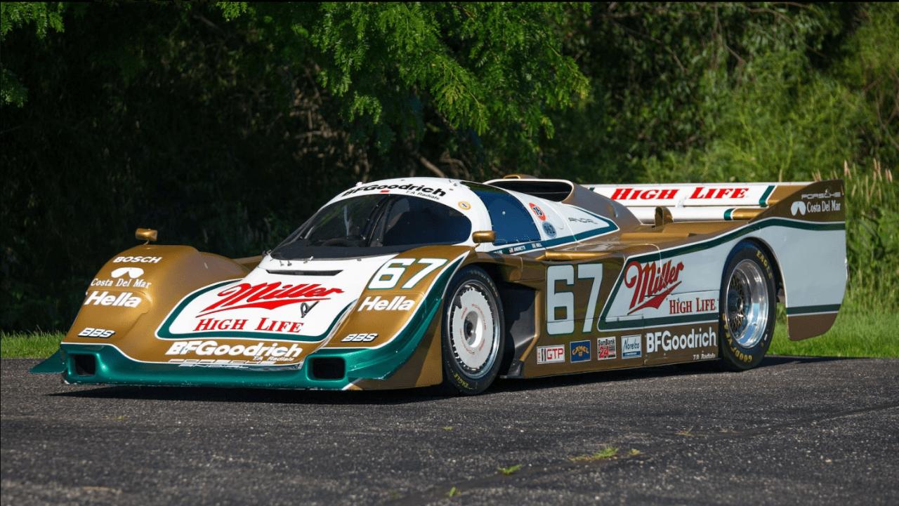 Porsche 962 108C - La bête dorée de Palm Beach 2