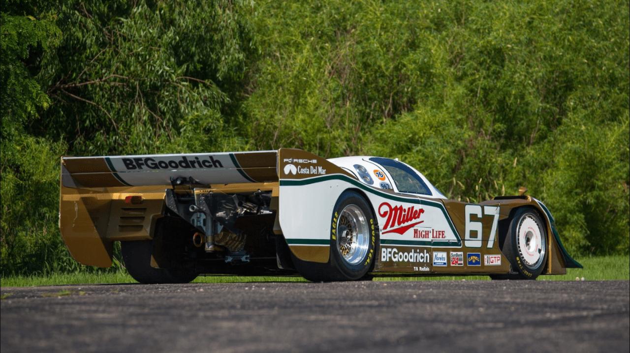 Porsche 962 108C - La bête dorée de Palm Beach 4