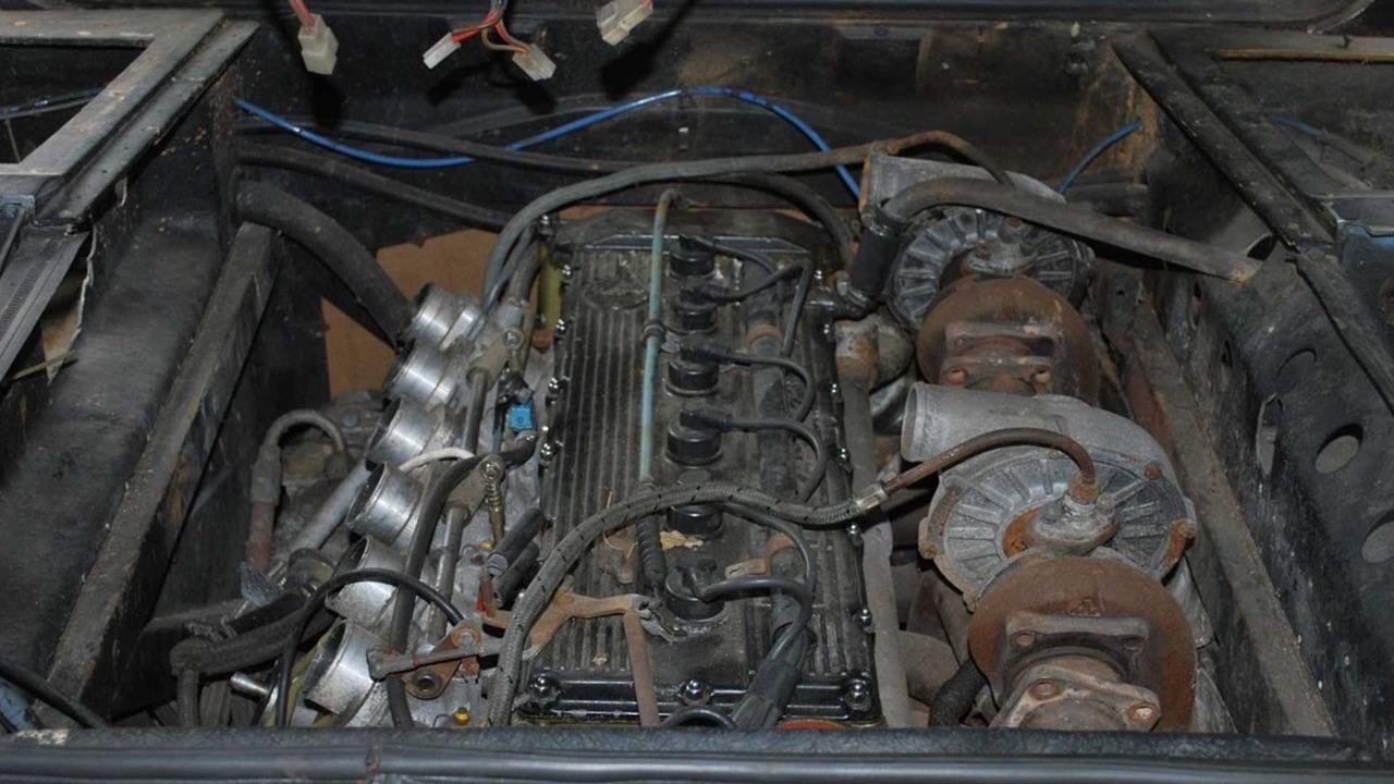 '81 BMW M1 Biturbo : Speed Record 43