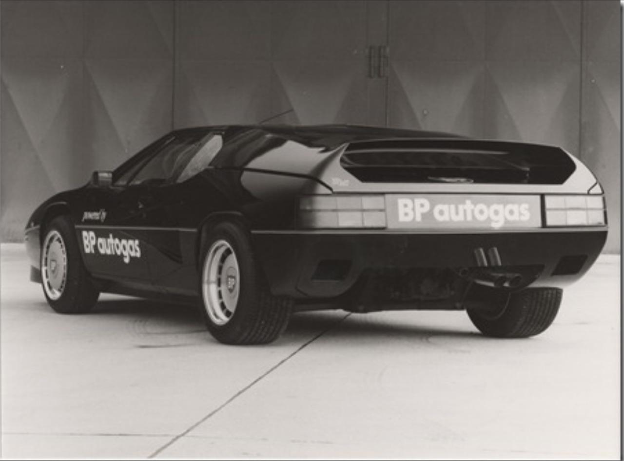 '81 BMW M1 Biturbo : Speed Record 39