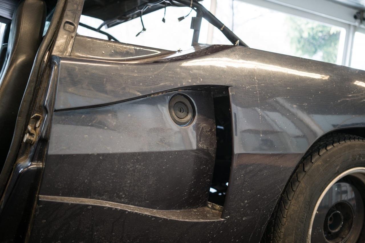 '81 BMW M1 Biturbo : Speed Record 45